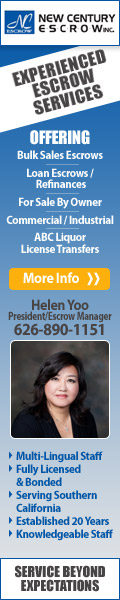 Helen Yoo At New Century Escrow