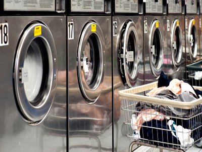 A Laundry Pro On The Laundromat Business