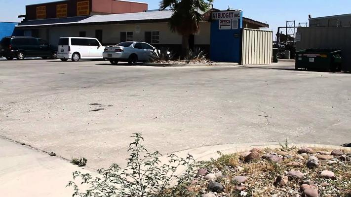 Lancaster, Los Angeles County Auto Wrecking Yard - Real Estate For Sale