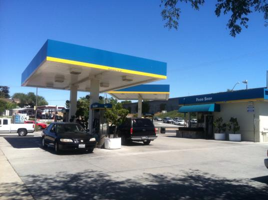 Contra Costa County Chevron Gas Station Mart For Sale