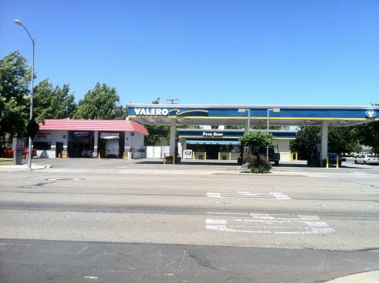 Solano County Gas Station Mart And Lube Center For Sale