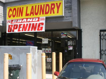 Van Nuys Laundromat For Sale