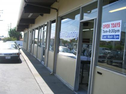 San Leandro Coin Laundry For Sale