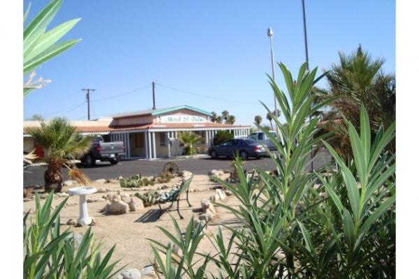 Twentynine Palms Boutique Motel For Sale
