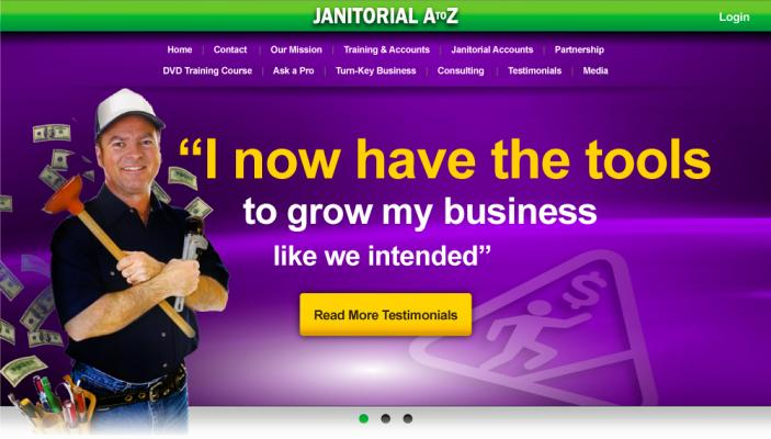 Janitorial Service Business For Sale