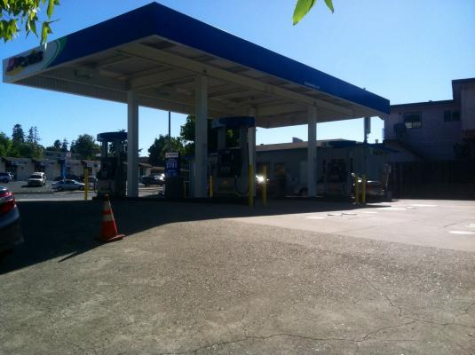Sacramento Area Valero Gas Station Mart And Car Wash For Sale