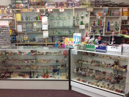 Smoke Shop Business For Sale