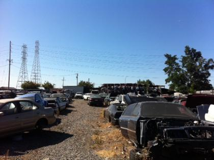 Stockton, San Joaquin County Auto Wrecking Yard For Sale