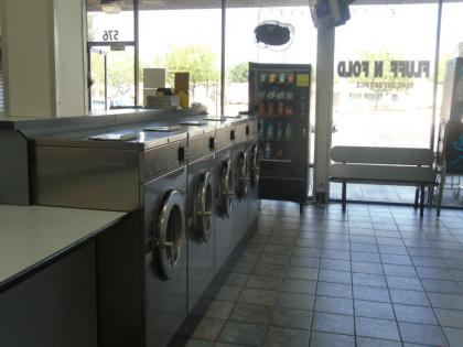 Spacious & Clean Coin Laundry Business For Sale
