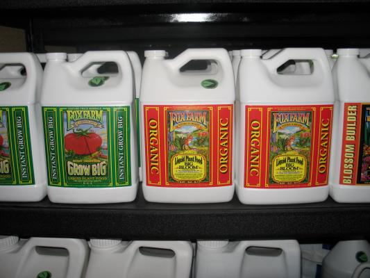 Santa Rosa Hydroponic Garden Supply Store For Sale