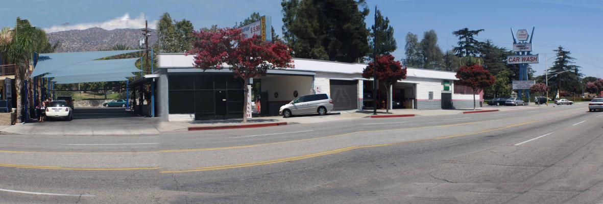 Burbank, Glendale Profitable Car Wash Wax Lube Shop For Sale