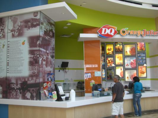 Sacramento Area Dairy Queen And Orange Julius  For Sale