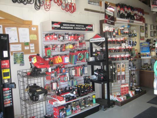 Lawn Mower, Motorcycles, Scooters, Small Engines Business For Sale