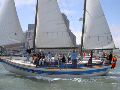 Sailing Charter Company, Lessons And School Business For Sale