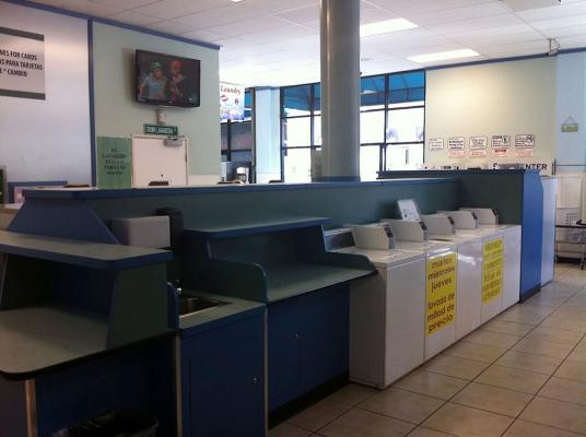 Coin Op Laundry Business For Sale