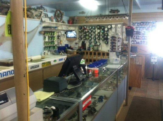 Bait And Tackle Shop Business For Sale