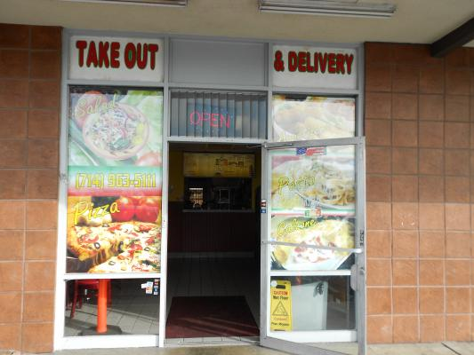 Huntington Beach Pizza Restaurant: Dine In, Take Out, Delivery For Sale