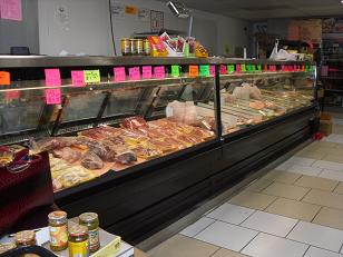 Riverside County Middle Eastern Market Halal Meat Store For Sale