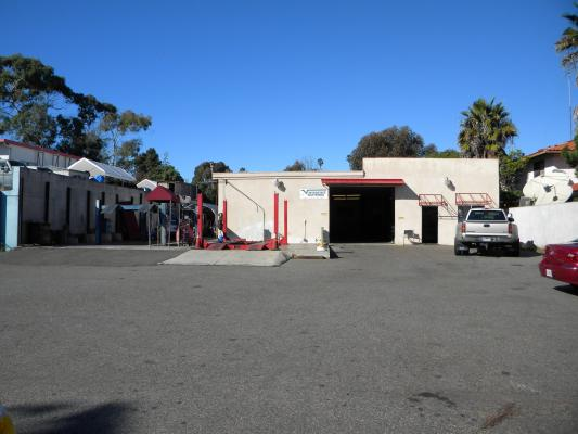 Auto Service With Real Estate Business For Sale