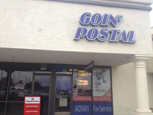 Yucca Valley Full Service Postal Center For Sale