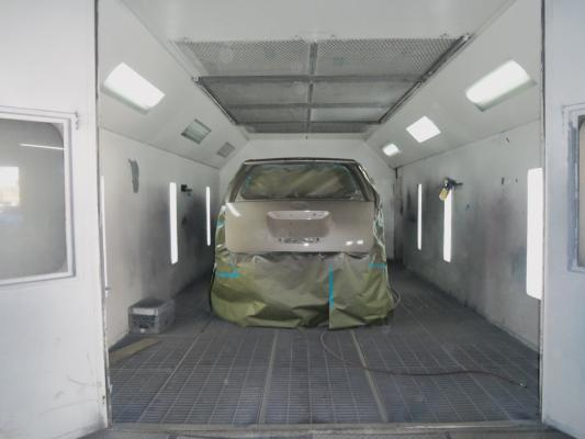 Profitable Auto Body Collision And Paint Shop Business For Sale