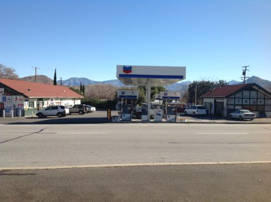 Kern County Chevron Gas Station And Mart For Sale