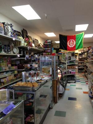 Concord, SF Bay Area Afghani Ethnic Grocery Store  For Sale