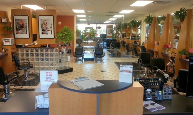 Palm Desert, La Quinta Two Family Hair Salons For Sale