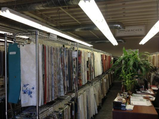 Established Fabric, Wallcovering Store, Service Business For Sale