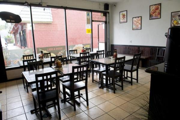 Los Angeles Established Teriyaki And Sushi Restaurant For Sale