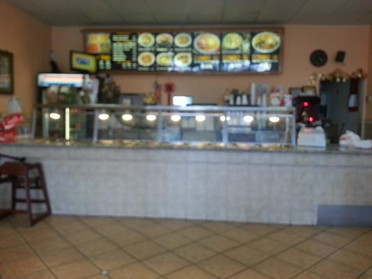 Huntington Park Panda Type Chinease Food Restaurant For Sale