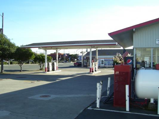 Gas Station Auto Repair Shop Real Estate Business For Sale