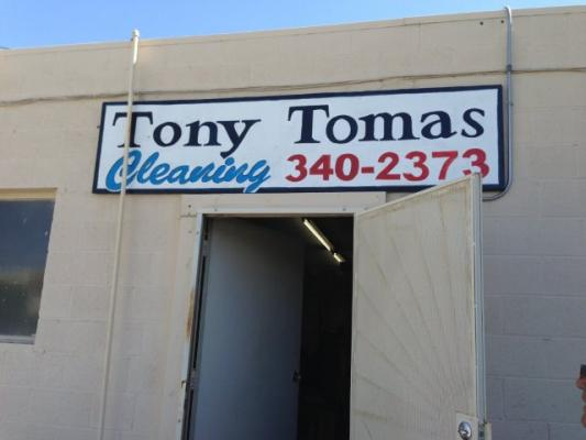 Palm Desert Tony Tomas Cleaning Service For Sale