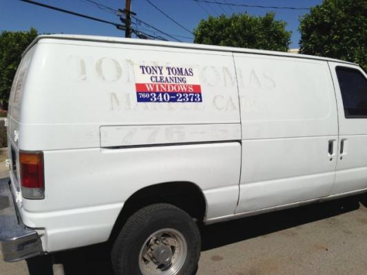 Tony Tomas Cleaning Service Business For Sale