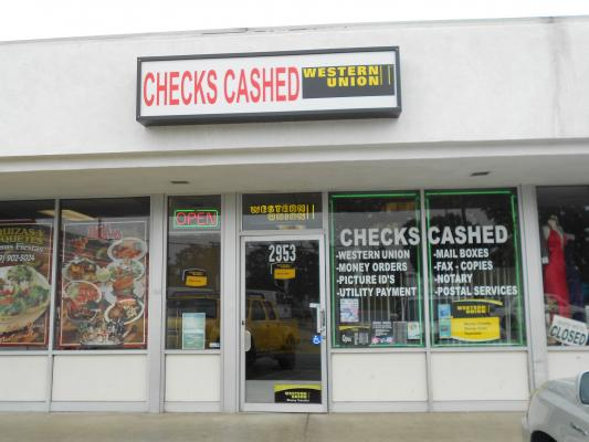 Ontario Check Cashing Service For Sale
