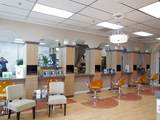 Upscale Hair Salon And Spa For Sale - North Orange County
