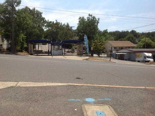 Calaveras Co. Sierra Foothills Self Service Car Wash With Real Estate For Sale