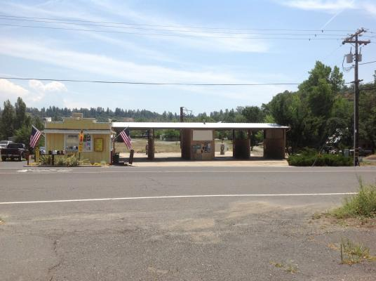 Sierra Foothills, Sonora Self Serve Car Wash With Real Estate For Sale