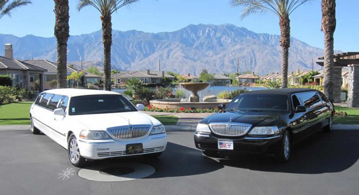 Coachella Valley Limousine Service For Sale