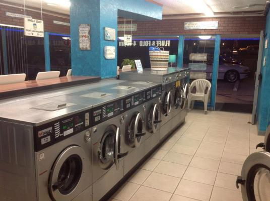 San Diego Beach Area Laundromat At The Beach  For Sale