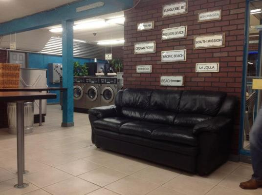 Laundromat At The Beach  Business For Sale