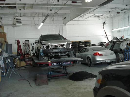 Alameda Auto Body And Repair Shop For Sale