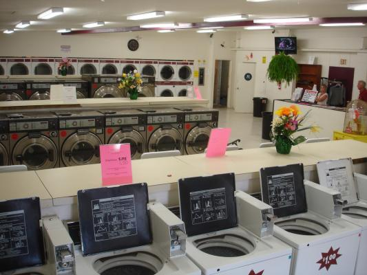 Chico/North Valley Area Coin Op Laundry For Sale
