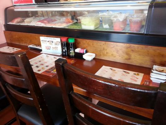 Japanese Sushi Roll Teriyaki Restaurant Business For Sale