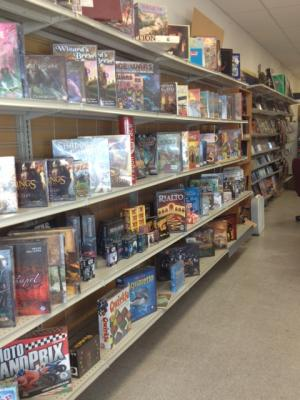 Montclair - Relocatable Established Game Collectible Cards Store For Sale