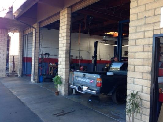 Vista - San Diego County Auto Repair Shop - Price Reduced For Sale