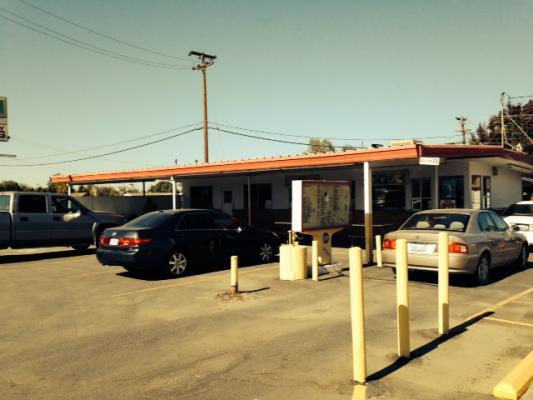 Buttonwillow Hamburger Stand For Sale