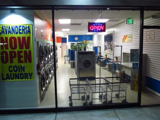 San Fernando Valley Coin Laundry - Absentee Run For Sale