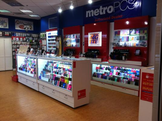 Metro PCS Store And Accessories Shop Business For Sale