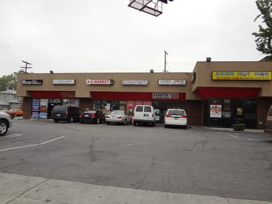 Van Nuys  Thai And Chinese Fast Food Restaurant For Sale